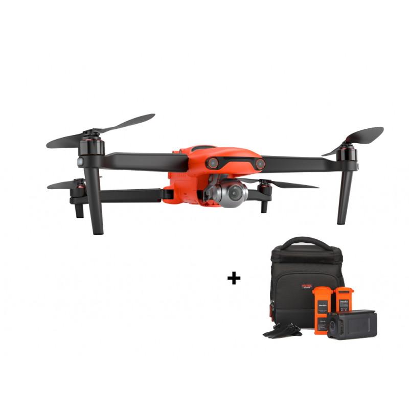 Autel EVO 2 (8K/48MP) + Fly More Bundle – Drone med 8K Kamera & 48MP stills