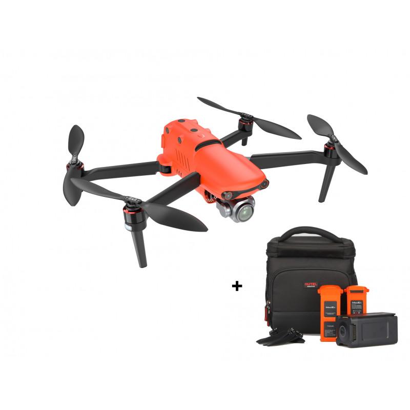 Autel EVO 2 Pro (6K/1″) + Fly More Bundle – Drone med fuld 1″ Sony sensor og 6K kamera