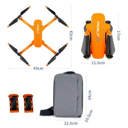 Combo pack with JJRC X17...