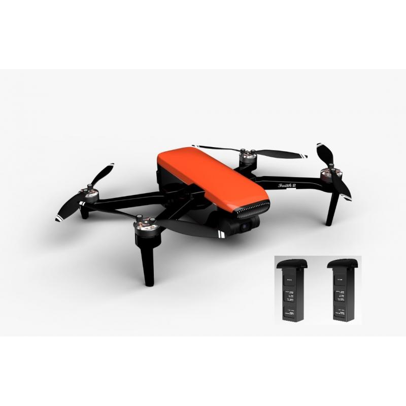 C-Fly Faith 2 Pro - Foldable GPS mini...