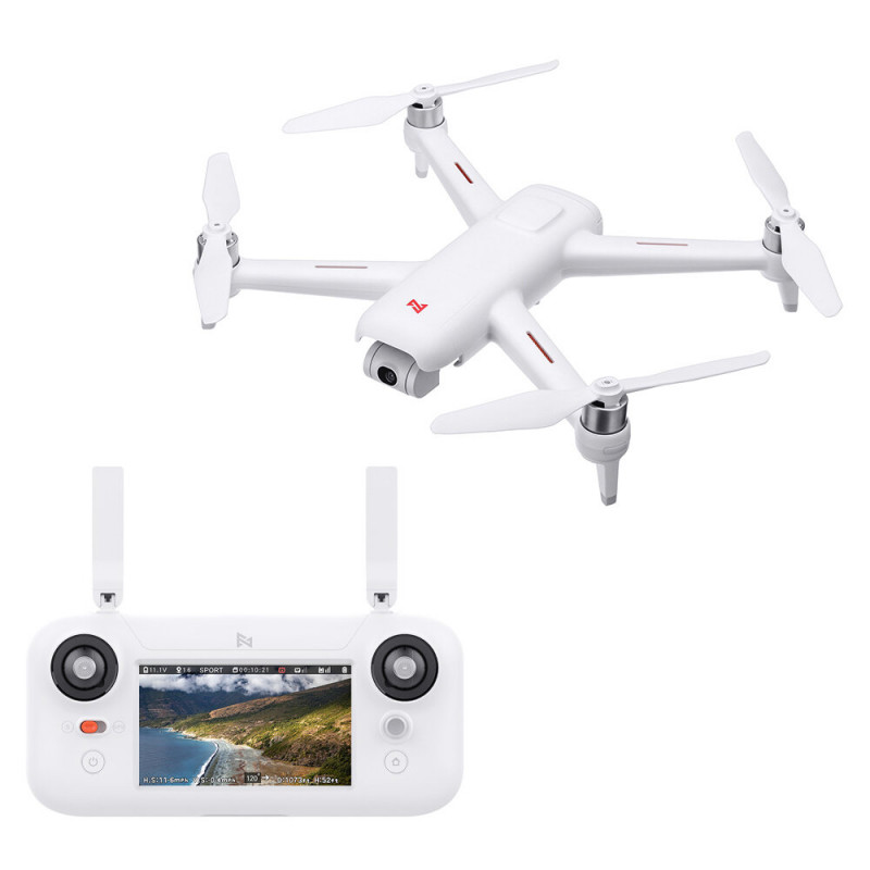 Xiaomi Fimi A3 – GPS drone med Full HD kamera og fjernkontrol