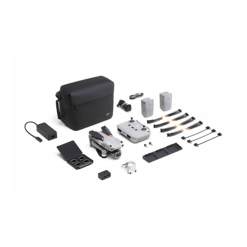 DJI Air 2S Fly More Combo startpakke – Drone med 1″ Sensor, 5,4K og 20MP kamera og ekstra tilbehør