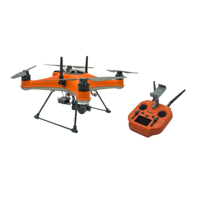 SwellPro SplashDrone 4 – Vandtæt drone – Vælg kamera: – GC3-S
