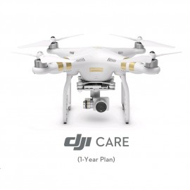 DJI Care Advance - Garantiforlængelse 1 år for Phantom 3 Advanced