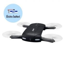 Elfie FPV + Ekstra Batteri - Selfie Drone