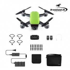 DJI Spark Fly more Combo - Meadow Green - Startpakke