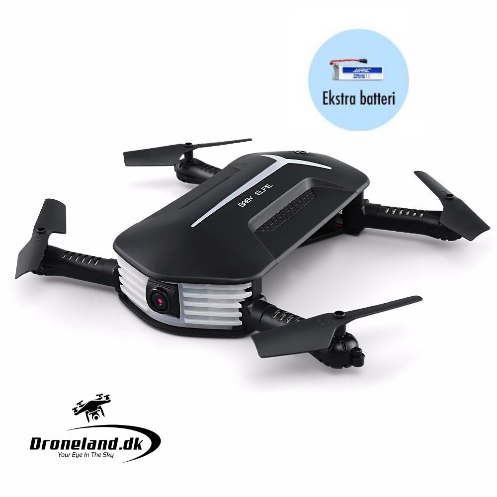 Baby Elfie drone med HD kamera