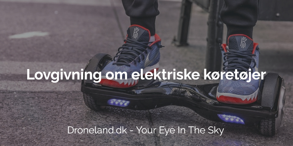 Regler og lovgivning omkring elektriske køretøjer i Danmark
