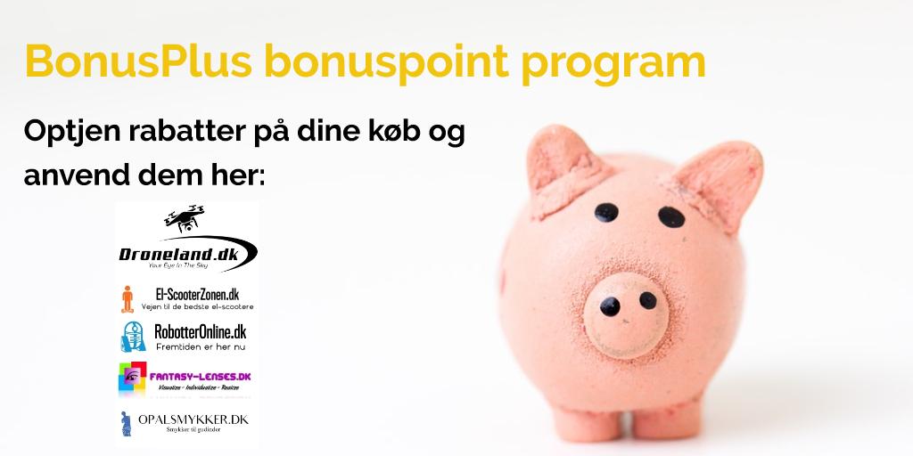 BonusPlus bonuspoint program