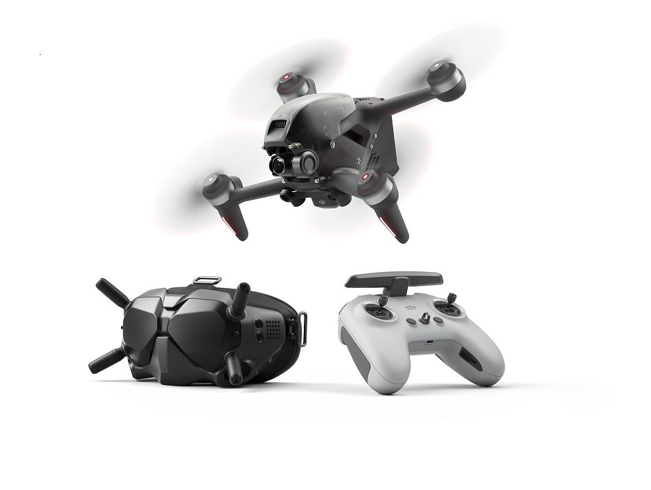 DJI FPV drone med kamera