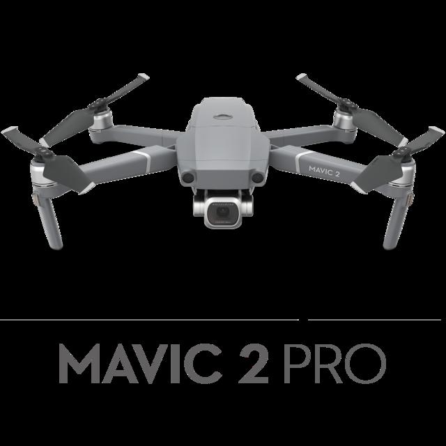 Køb DJI Mavic 2 Pro drone med kamera online