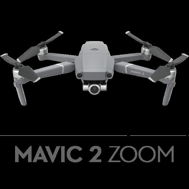 Køb DJI Mavic 2 Zoom drone med kamera