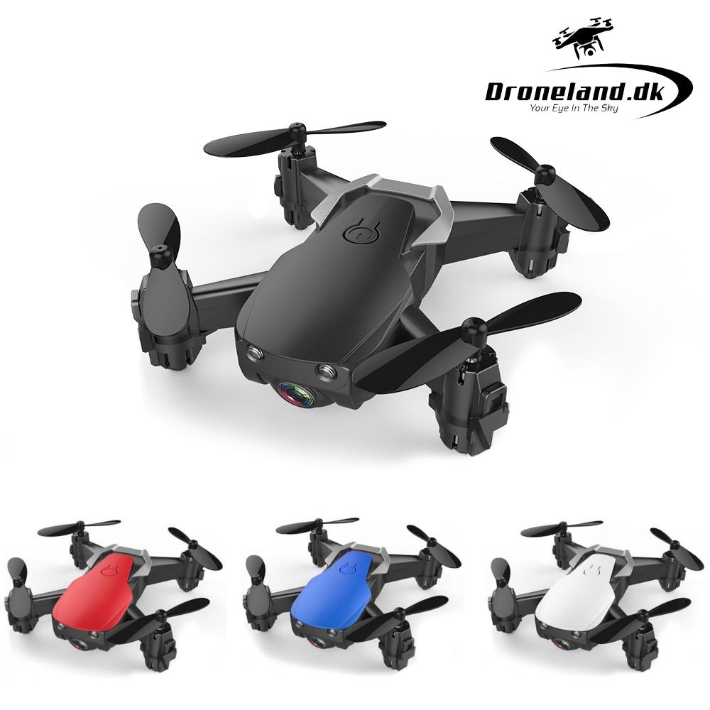 Eachine E61 mikro øve drone med HD kamera