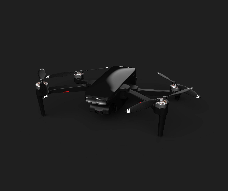 Mini drone med 4K