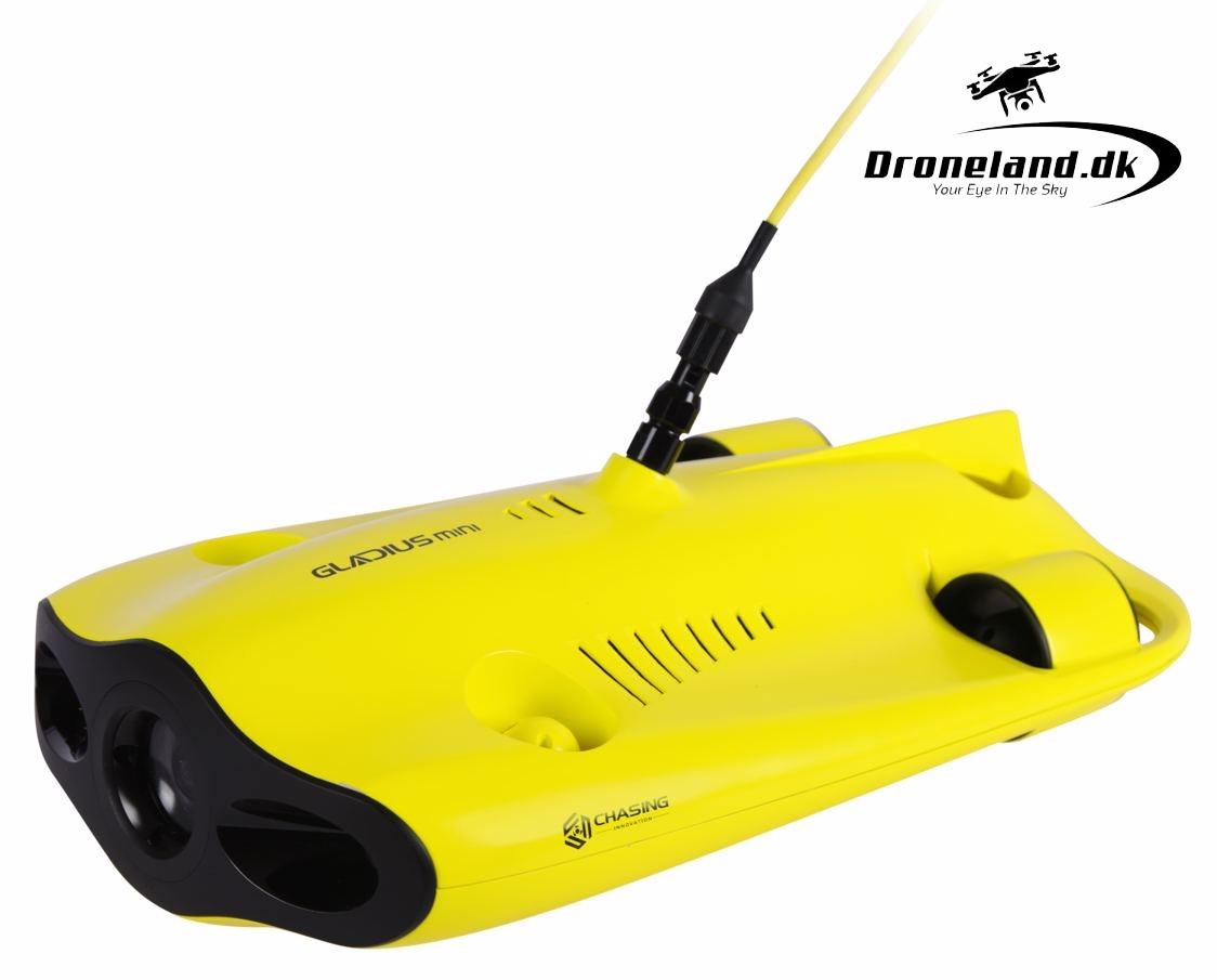 Gladius Mini undervands drone med kamera