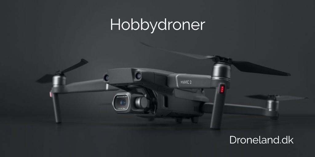 Hobbydroner med kamera til salg online