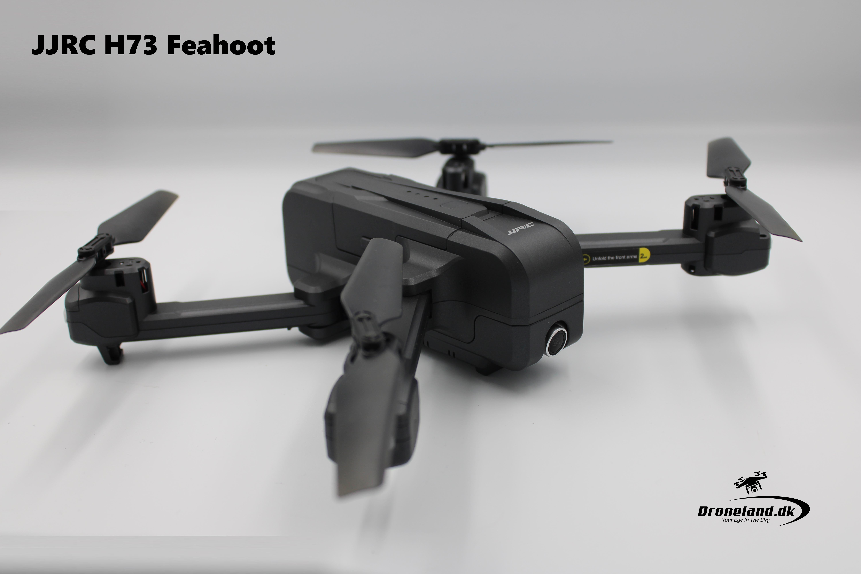 JJRC H73 Feahoot GPS mini drone med FPV