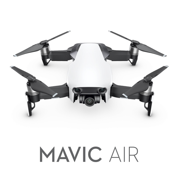 DJI Mavic Air drone med kamera