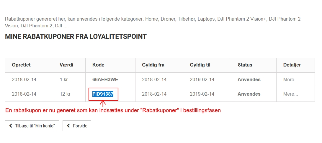 Rabatkode til køb af drone med kamera på tilbud - spar penge på droner med kamera