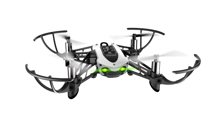 Køb Parrot Mambo Fly Drone Med Kamera