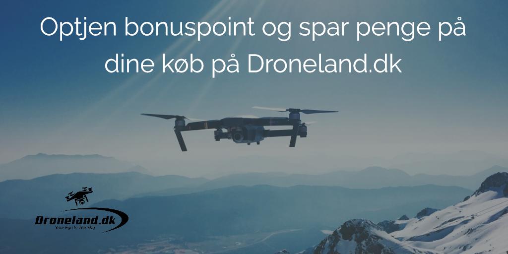 Køb DJI Mavic Pro Drone Med Kamera Billigt Online