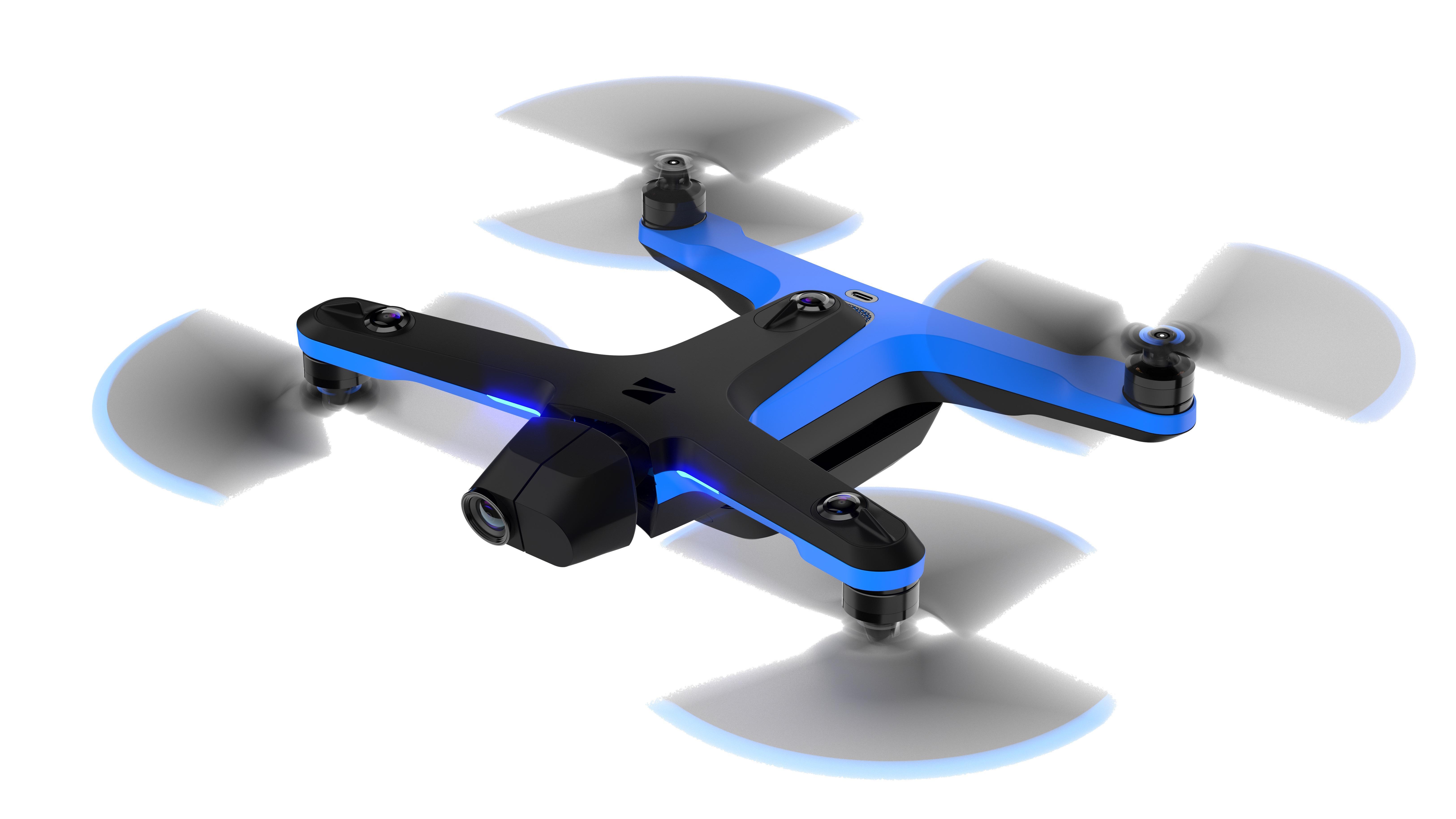 Skydio 2 autonom drone med 4K