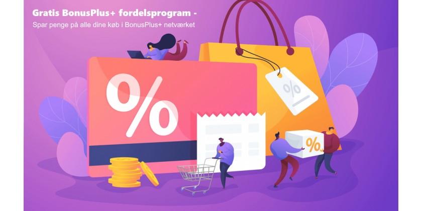 Bonuspoint Program - Optjen bonuspoint og spar penge på dine køb