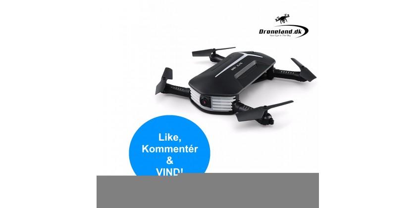 Januar Facebook Konkurrence Vind En Baby Elfie Drone