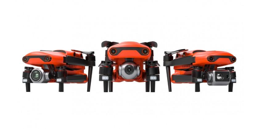 Guide til de bedste droner under 20.000 kr. - Sammenlign Autel EVO II med DJI Mavic 2 Pro & Phantom 4 Pro