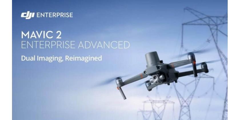 DJI flyver ind i 2021 med en ny Enterprise dronemodel