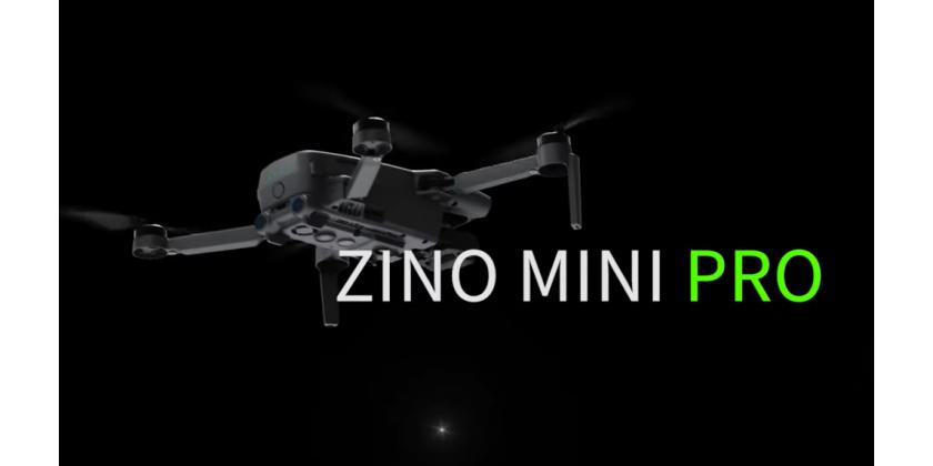 Video-vejledninger til Hubsan Zino Mini Pro drone